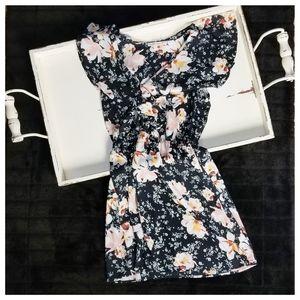 Charlotte Russe Floral Dress.